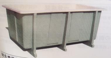 Bể chứa thủy hải sản 1070T